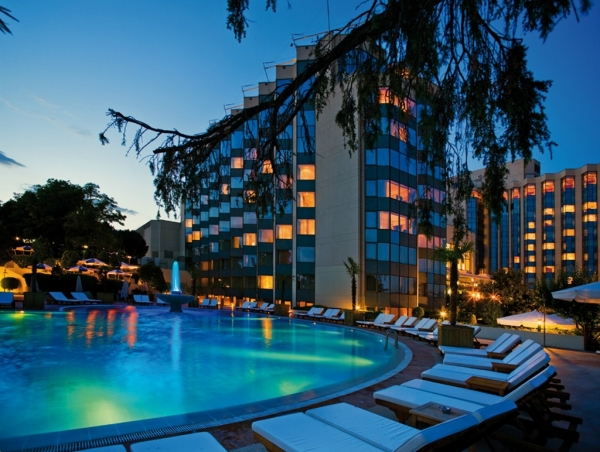 Swissotel The Bosphorus 5* (Стамбул)