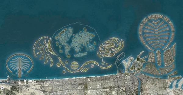 Искусственные архипелаги