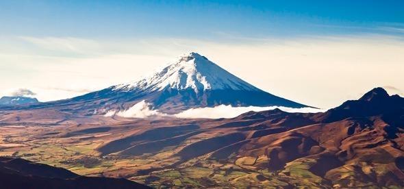 котопахи вулкан
