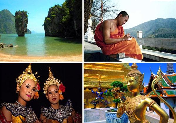 Туры в таиланд из кемерово на 12 дней, цена от 23 500 рублей