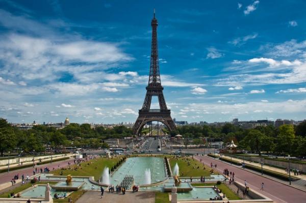 Путешествие в париж – это уникальная