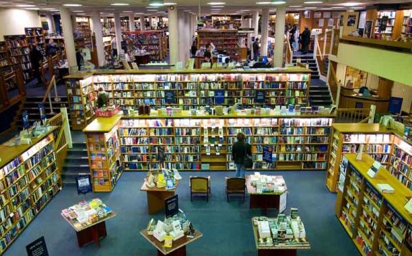 5a4f67b774ac Самый огромный книжный магазин Сан-Франциско CITY LIGHTS BOOKS